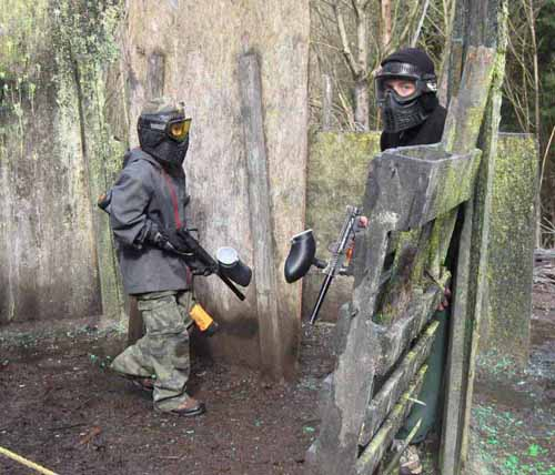New Paintball Player's Guide