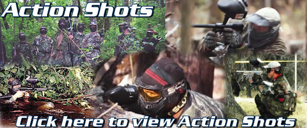 Skinny Joe's Paintball Action Shots